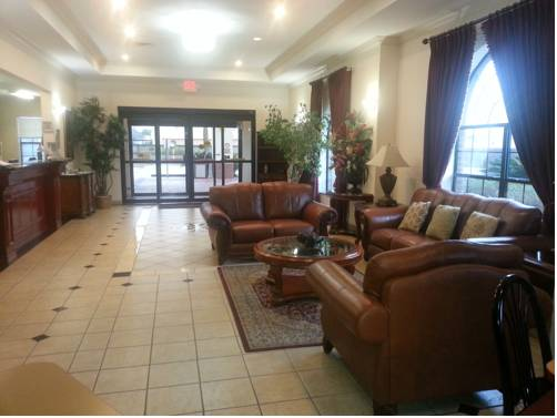 Sleep Inn and Suites Beaumont